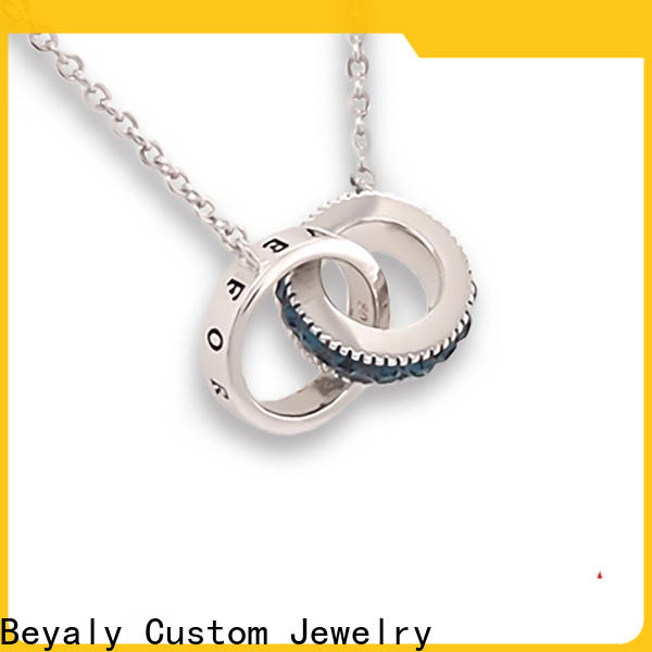 BEYALY stock buy white gold chain manufacturers for ladies