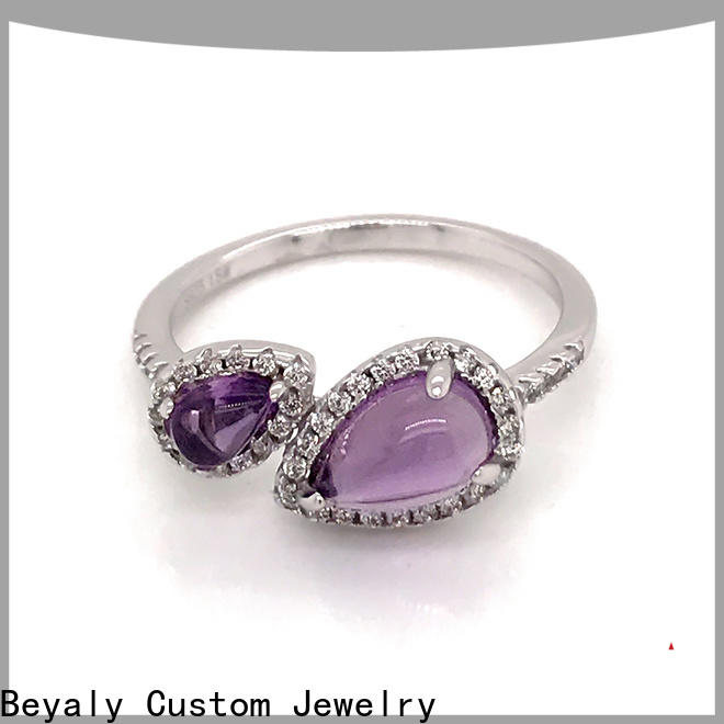 BEYALY platinum best rated engagement rings for business for daily life