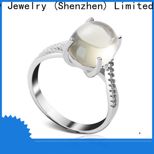 BEYALY silver finest engagement rings factory for men