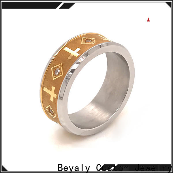 BEYALY Best highest rated engagement rings factory for daily life
