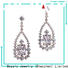 BEYALY pave cz stud earrings company for women