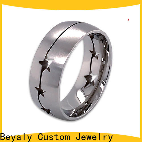 BEYALY stone top engagement ring settings Supply for wedding