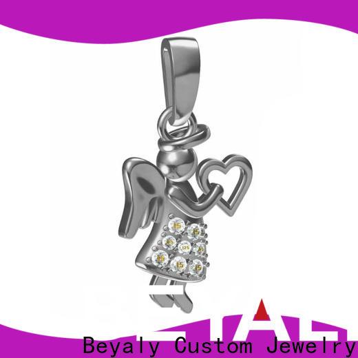 BEYALY enamel 14k gold charm bracelet sale for women