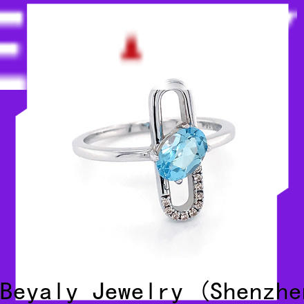 BEYALY High-quality best diamond ring designers factory for men
