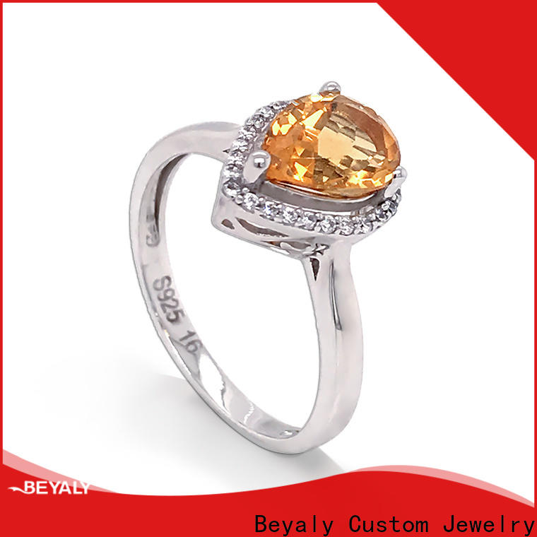 BEYALY numerals top selling engagement rings Suppliers for men
