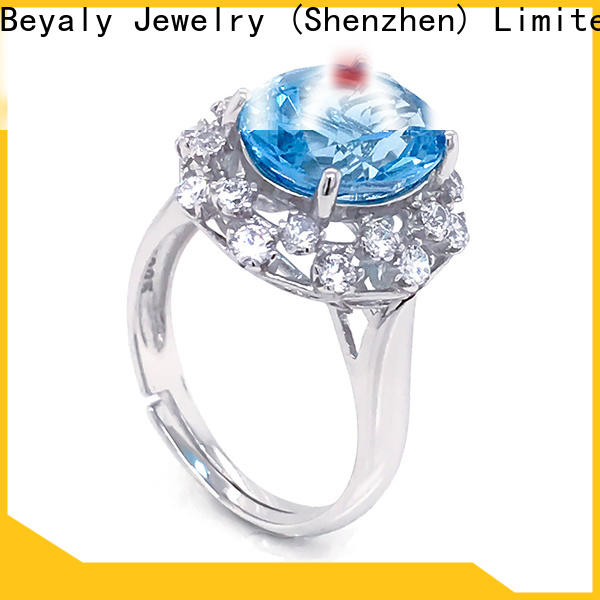 BEYALY promise hottest engagement rings Suppliers for wedding