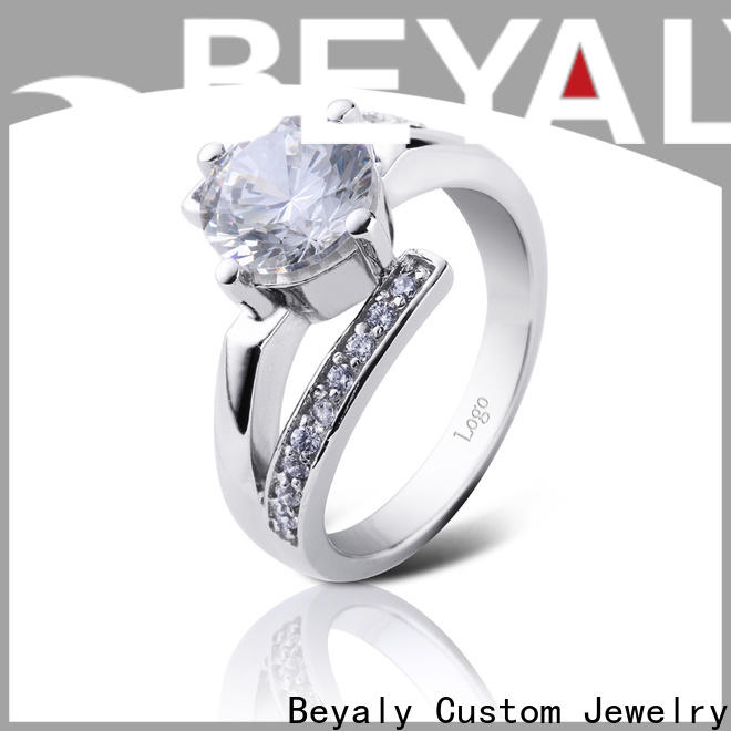 Latest popular diamond engagement rings zircon company for men