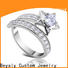 BEYALY New most popular wedding ring designers Suppliers for wedding