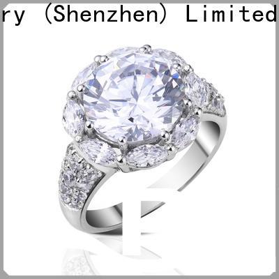 promise popular diamond ring settings steel manufacturers for men