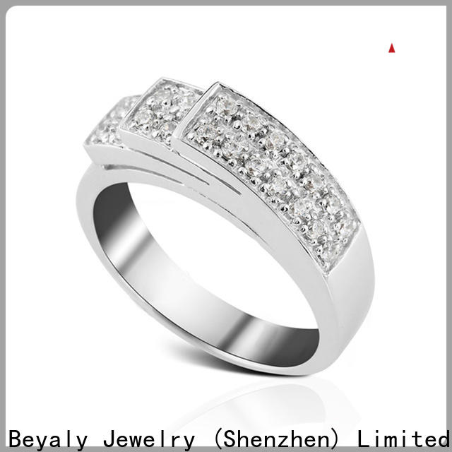 BEYALY diamond most popular ring styles manufacturers for wedding