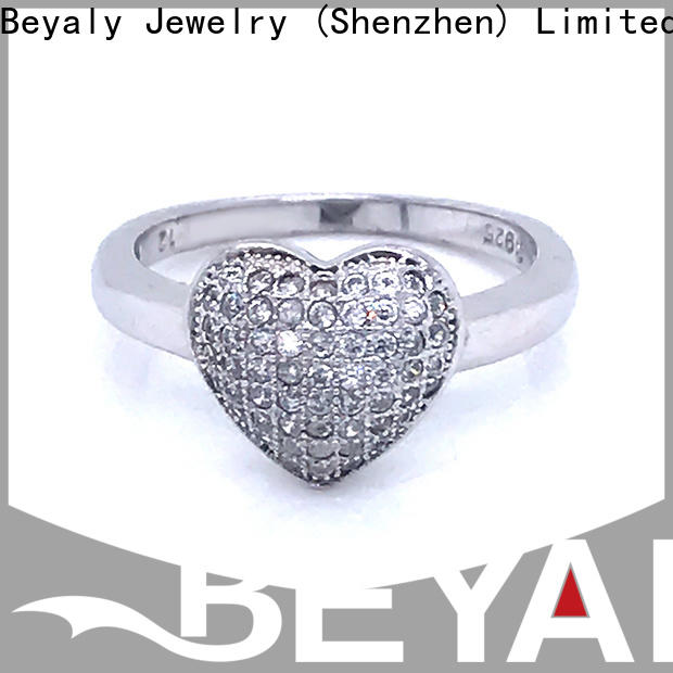 BEYALY ring popular diamond ring designs Suppliers for daily life