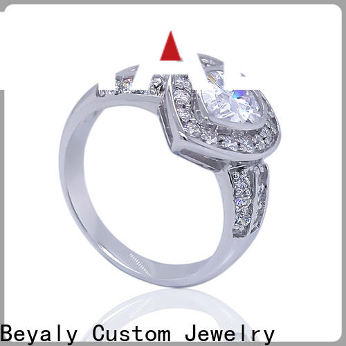 Top best looking rings platinum for business for women