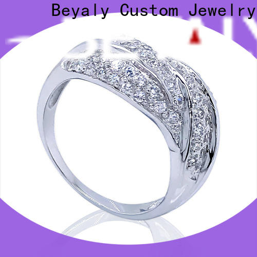 BEYALY promise most popular mens rings manufacturers for men