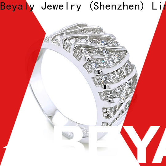 BEYALY roman most liked engagement rings Supply for men