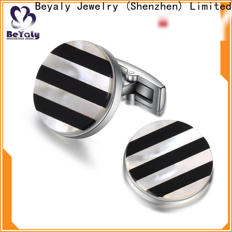 BEYALY unique funny wedding cufflinks manufacturers for party
