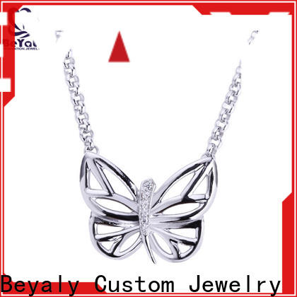 BEYALY life jewelry dog tag necklace for business for ladies