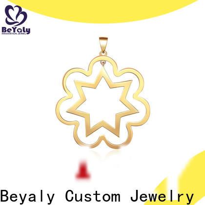 BEYALY Top 14 carat gold charm bracelet for ladies