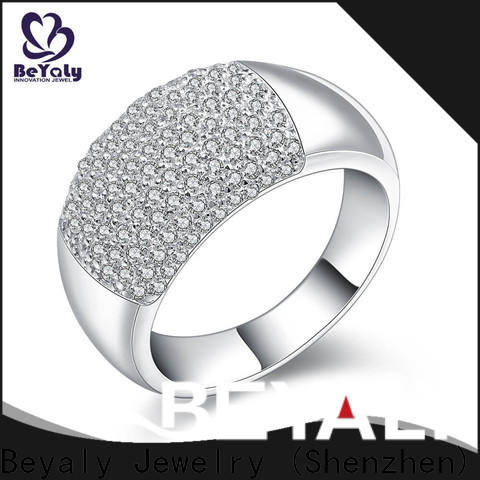 BEYALY New top 10 most beautiful engagement rings factory for daily life