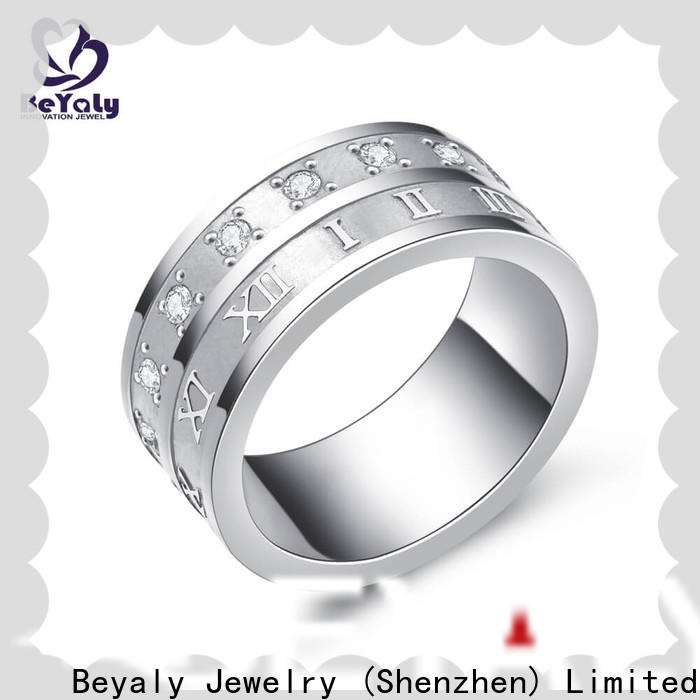 BEYALY ring best selling wedding rings for business for daily life