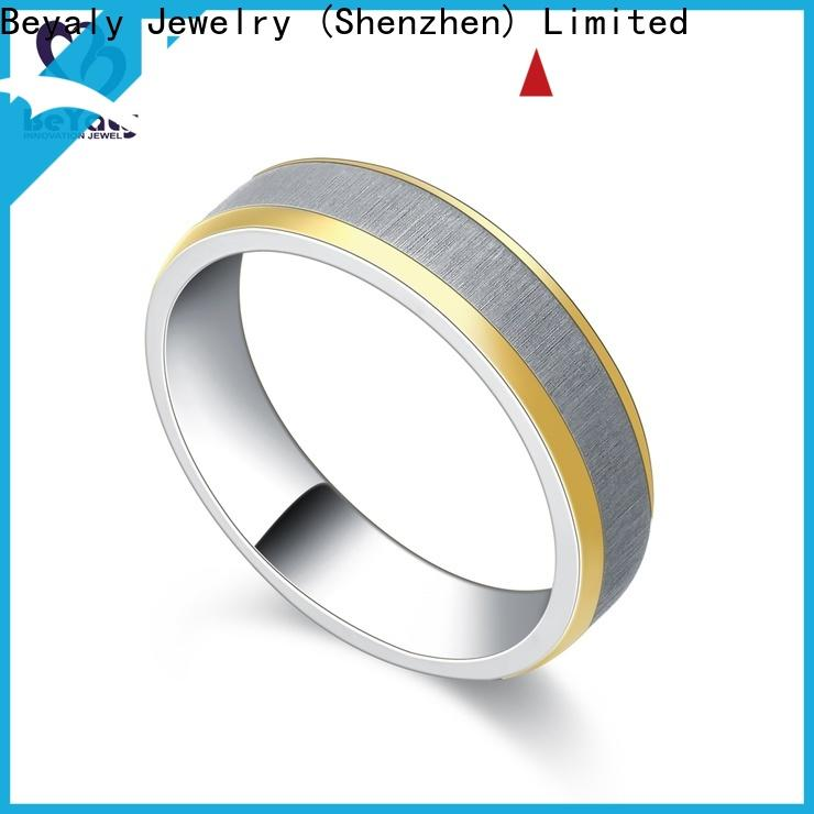 BEYALY micro top rated wedding rings company for wedding