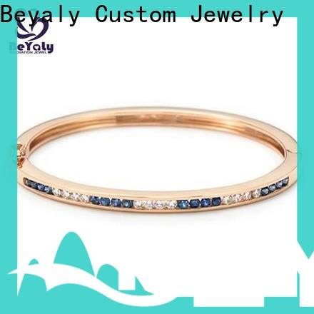 High-quality jewelry bangles bracelets chain Suppliers for advertising promotion