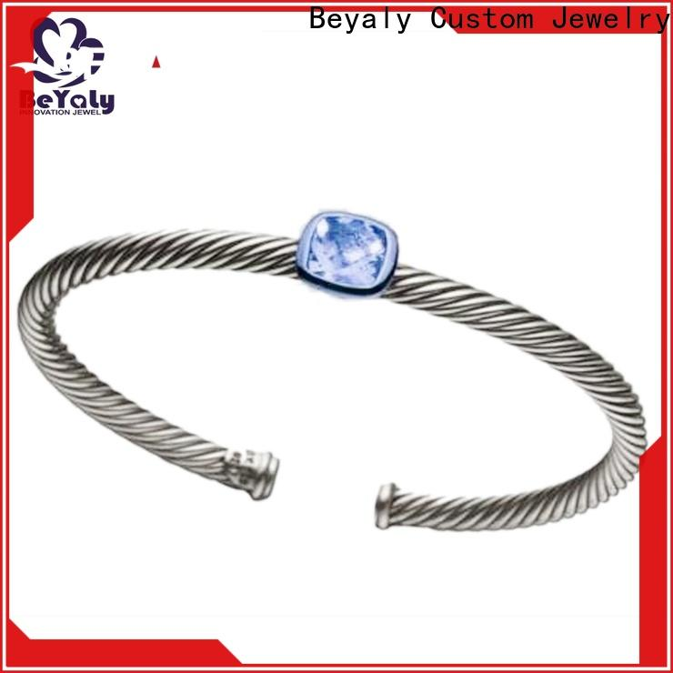 Best bangle chain bracelet bracelet factory for anniversary celebration