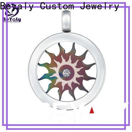 BEYALY shape 24 karat gold charms manufacturer for wife