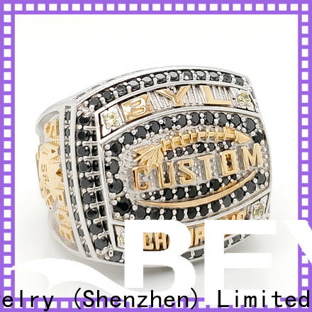 BEYALY green big 12 championship ring for sale Suppliers for national chamions
