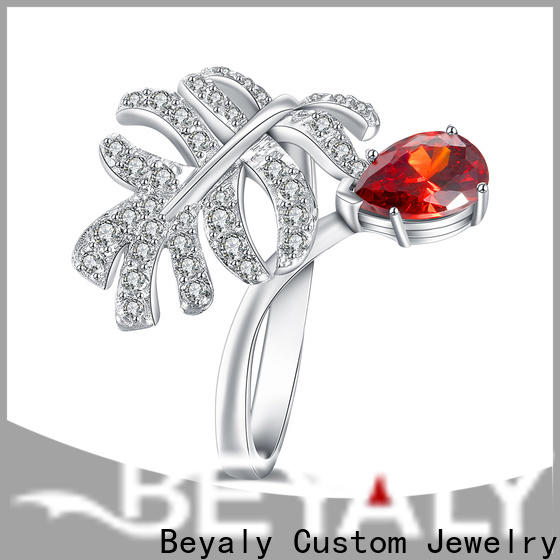 BEYALY rings top 10 most popular engagement rings factory for daily life