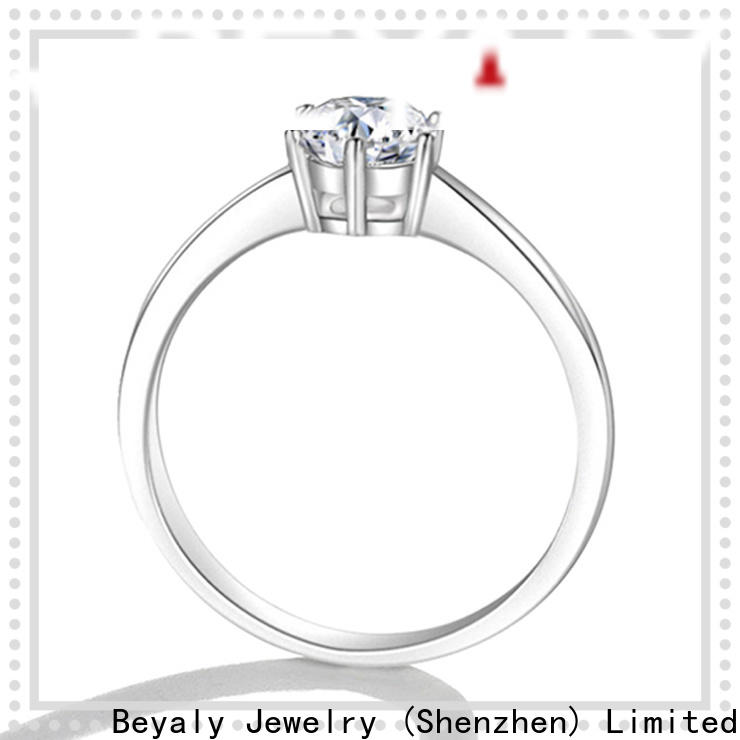BEYALY sterling top selling wedding rings manufacturers for men