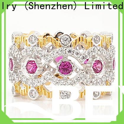 china princess crown ring set factory for daily life