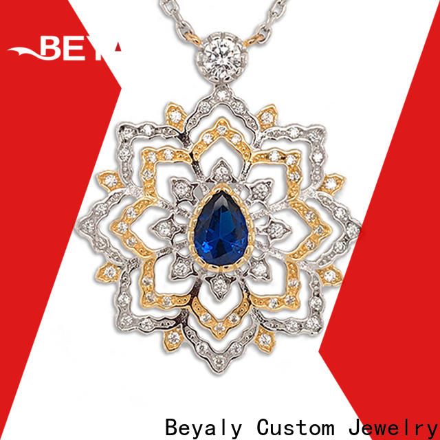 BEYALY High-quality female necklace chain for business for wife