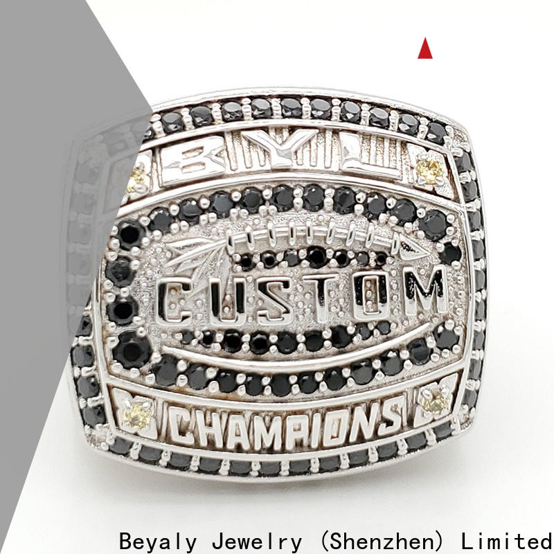 Wholesale national championship rings for sale replica company for athlete