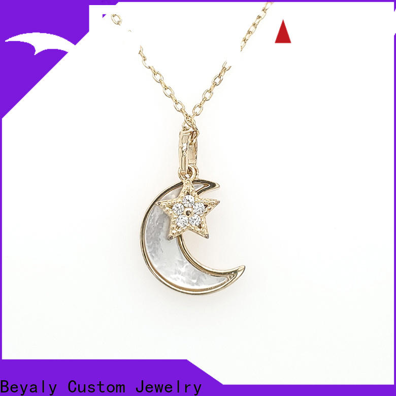 colorful dog chain necklace delicate Suppliers for women