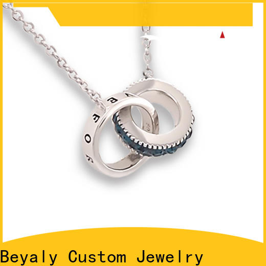 BEYALY Latest female necklace chain inquire now for girls