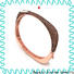BEYALY Custom plain gold cuff bracelet company for advertising promotion
