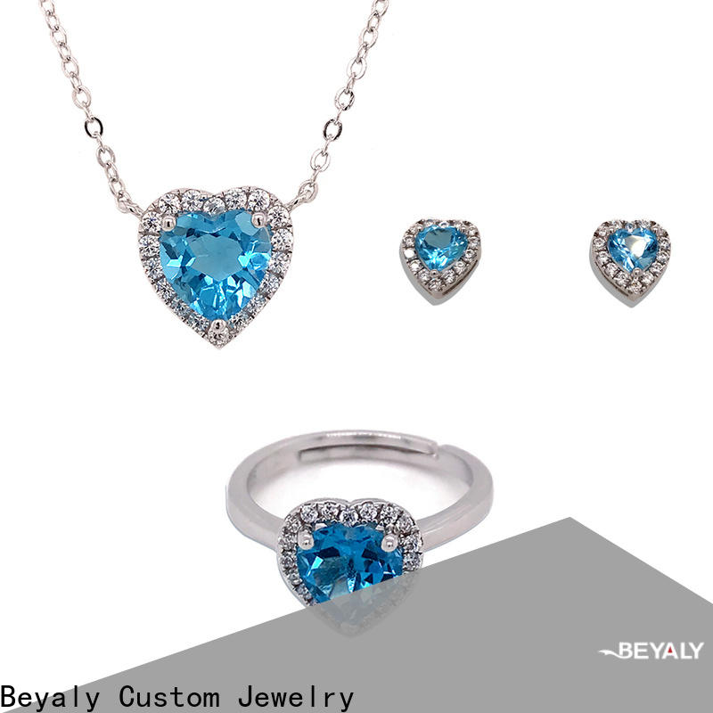 BEYALY ladies jewellery gift sets manufacturers for advertising promotion