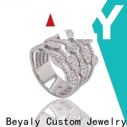 BEYALY promise most elegant wedding rings manufacturers for men