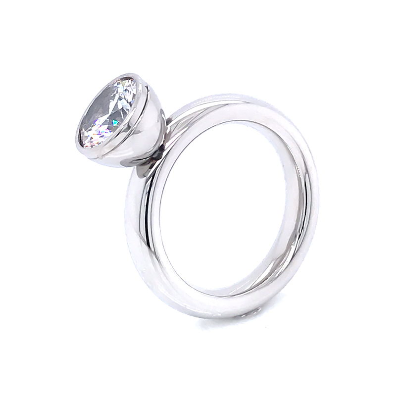 New most popular wedding sets silver for business for women-1
