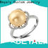BEYALY plating latest designer diamond rings factory for daily life