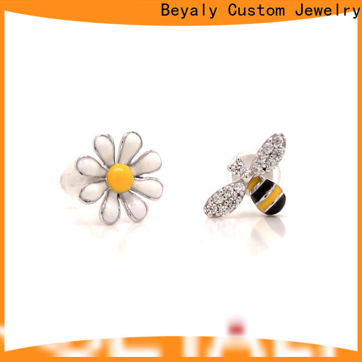 BEYALY Best zircon earring Suppliers for business gift