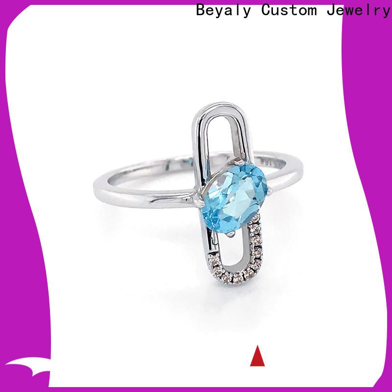 Best top 10 engagement ring styles zircon factory for women