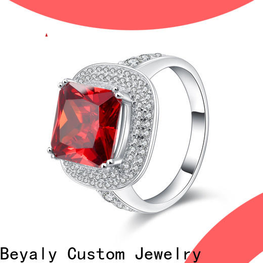 BEYALY Wholesale most popular engagement ring settings Supply for daily life