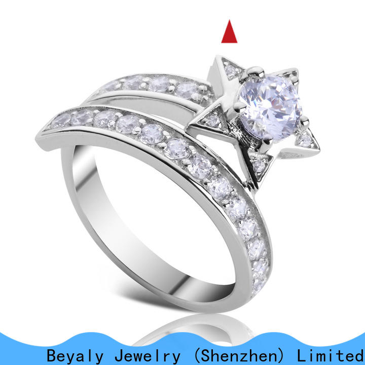 BEYALY Wholesale top 10 most popular engagement rings factory for women