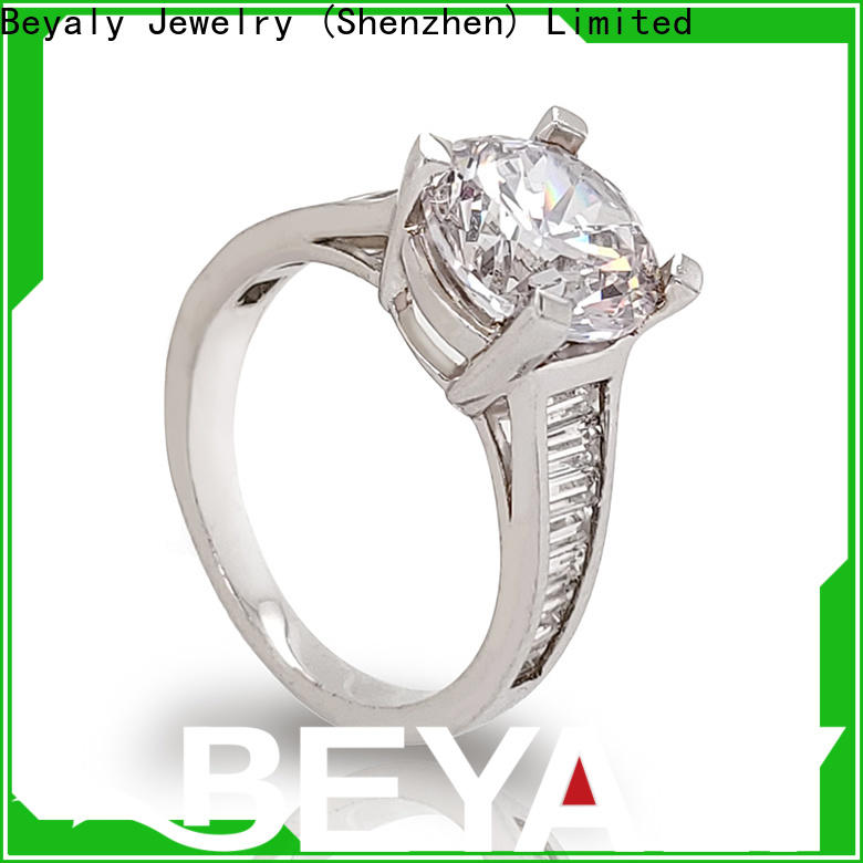 BEYALY promise top diamond engagement ring designers manufacturers for men