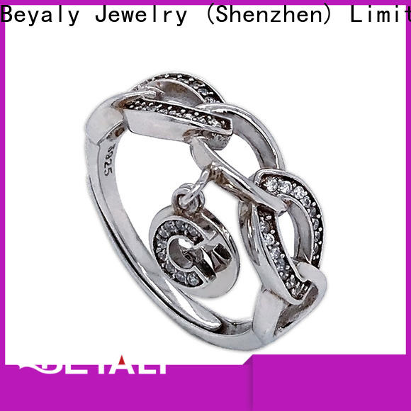 BEYALY diamond rings popular for business for daily life