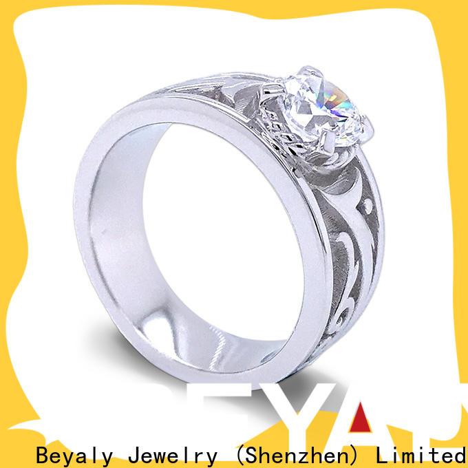 BEYALY bulk common wedding rings for business for women