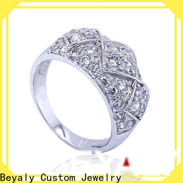 BEYALY Wholesale current engagement rings factory for daily life