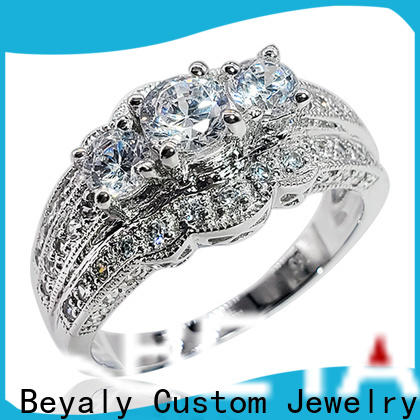 Latest most desired engagement rings stone company for daily life