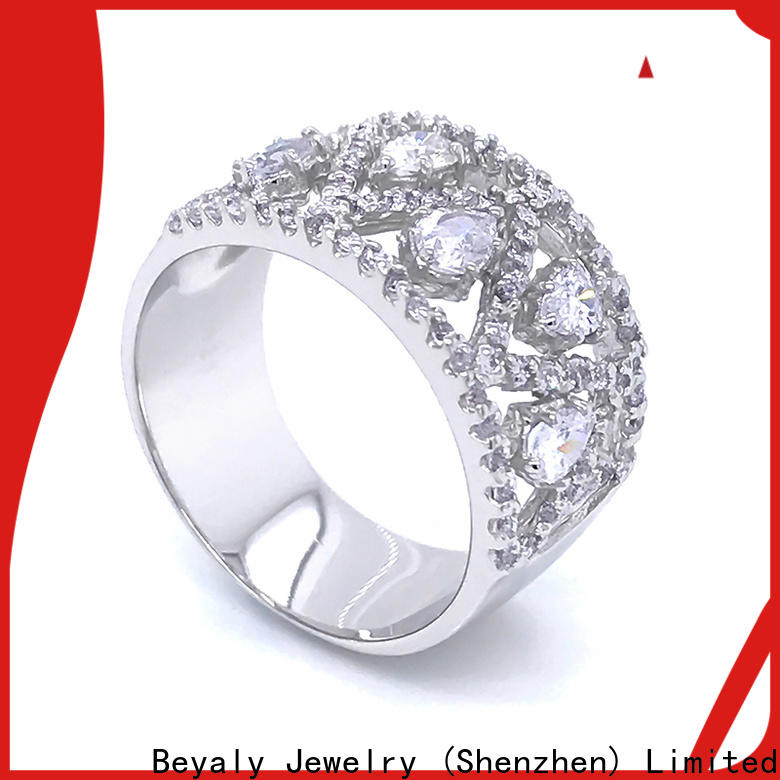 BEYALY diamond the best wedding rings designs for business for women